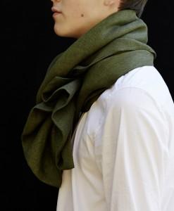 STABLE Rich Green Linen Medium