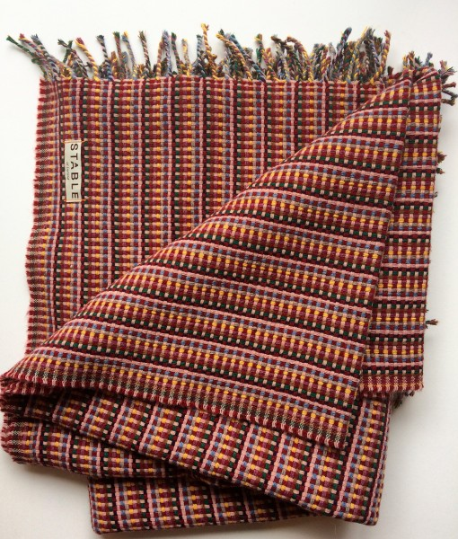 STABLE Críos Style Blanket Rose